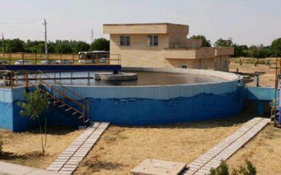 تصفیهخانه محمودآباد نمونه در قزوین با ۹۳۵ میلیارد ریال اعتبار افتتاح شد
